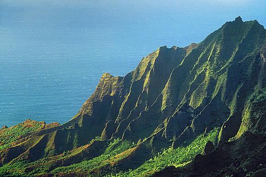 Kalalau Valley Kauai by Greg Vaughn
