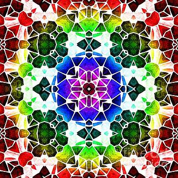 Kaleidoscop by Michal Boubin