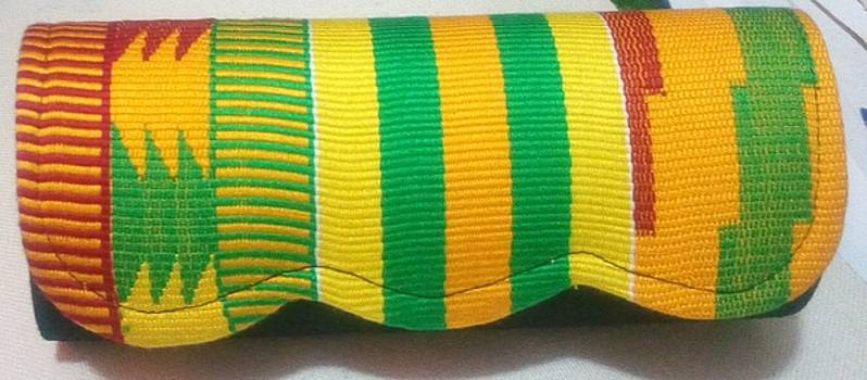 Kente Purse by Francis Amoah