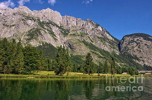 Angela Doelling AD DESIGN Photo and PhotoArt - Lake Koenigssee