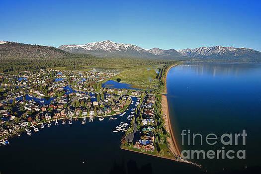 Lake Tahoe by Shishir Sathe