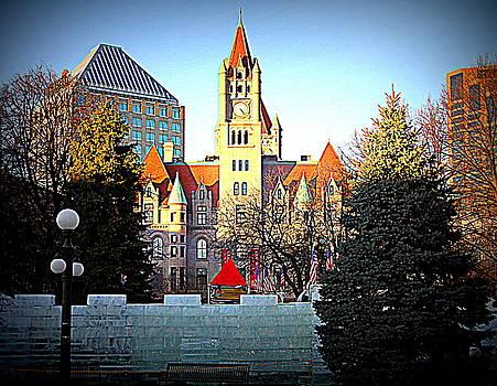 Landmark Center by Laurie Prentice