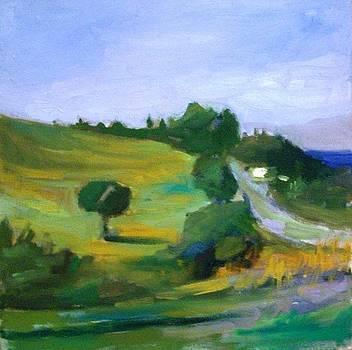 George Siaba - Landscape