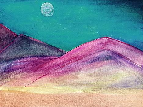 Moonlight by Rabiah  Hasan