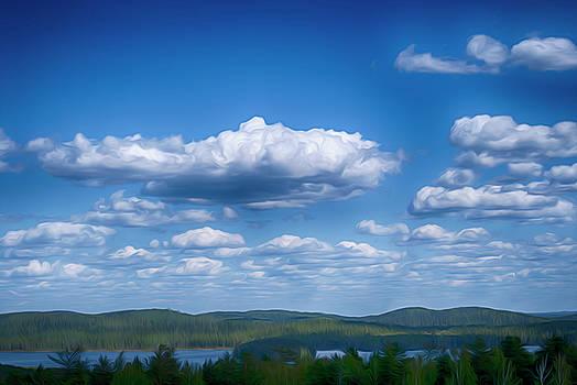 Landscape by Tatiana Tyumeneva