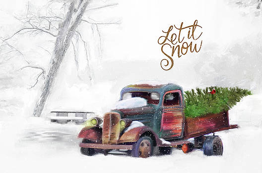 Let it Snow by Mary Timman