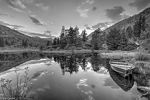 Lily Lake by Mike Ronnebeck