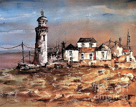 Val Byrne - F 708 Loophead lighthouse, Clare 2