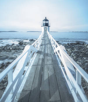 Maine Lighthouse by Chad Tracy
