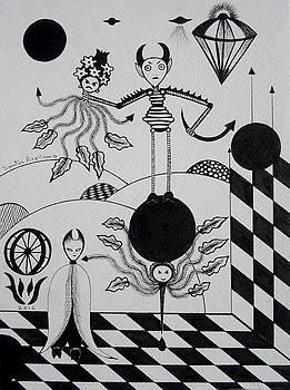 Mandragora by Santos Arellano
