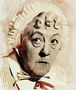 Margaret Rutherford, Vintage Actress by John Springfield