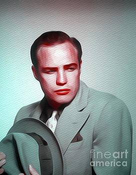 John Springfield - Marlon Brando, Hollywood Legend