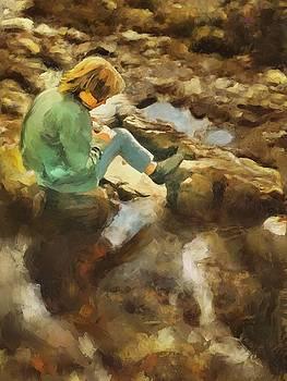 Tidal Pool by Michael Malicoat