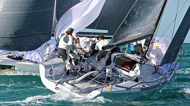 Steven Lapkin - Melges Key West