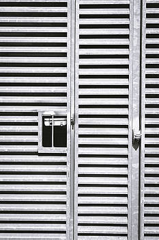 Metal gate by Tom Gowanlock