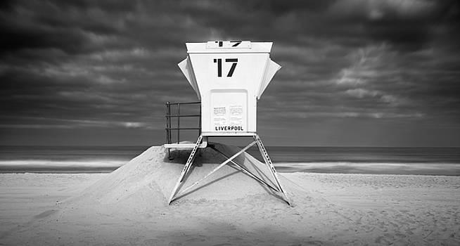 Mission Beach Marine Layer by William Dunigan