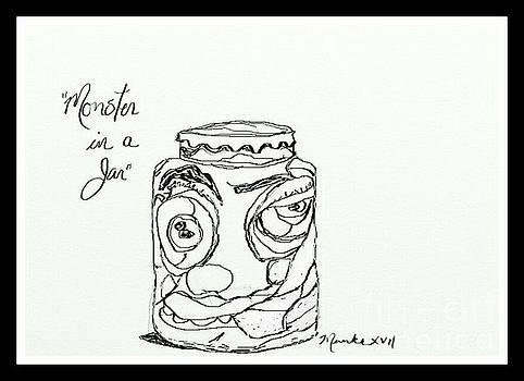 Monster in a Jar by John Stillmunks