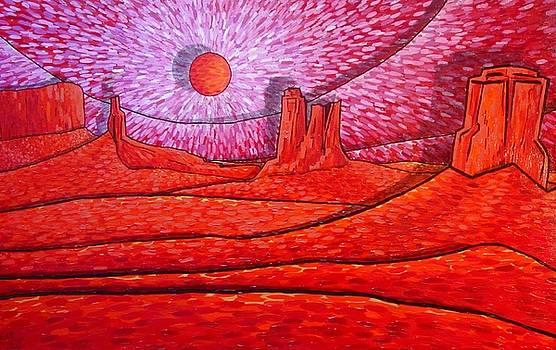 Monument Valley by Jason Charles Allen