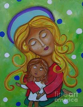 PRISTINE CARTERA TURKUS - MOTHER AND CHILD