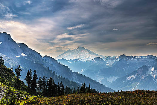 Mount Baker by Thomas Ashcraft