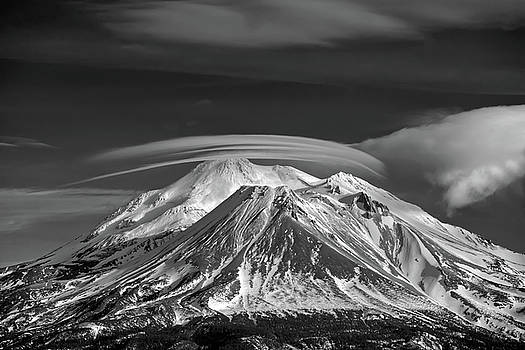 Mount Shasta  by Jacquie Thuemler