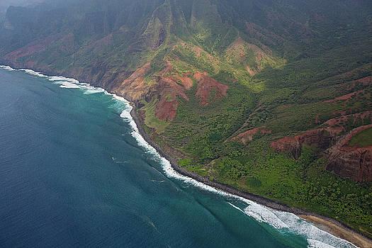 Steven Lapkin - Na Pali Coast Aerial