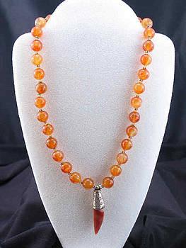 Necklace by Sarupa  Shrestha