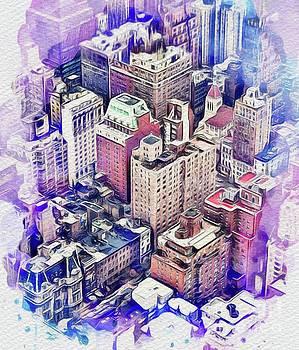 New York City by John Springfield