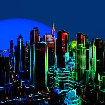Steve K - New York Colors