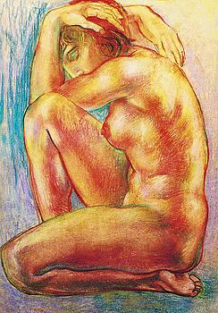 Nude by Emin Guliyev