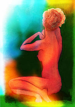 Nude Woman by Svelby Art