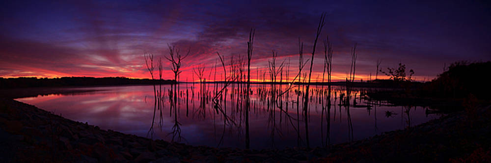 Raymond Salani III - October Sunrise