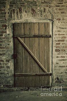 Old door by Mythja Photography