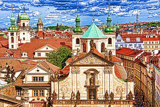 Dennis Cox WorldViews - Old Town Prague