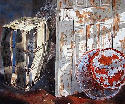 Once by Tony Caviston