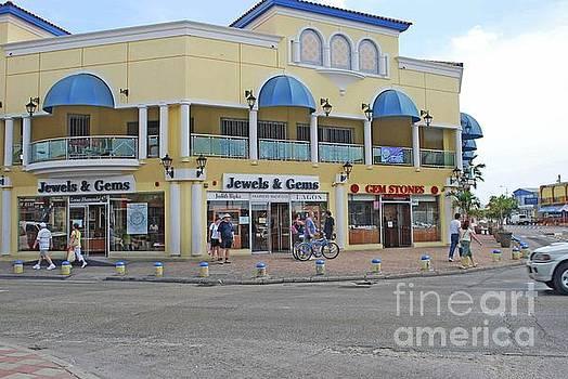 Gary Wonning - Oranjestad, Aruba