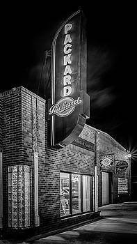 Susan Rissi Tregoning - Packard Sign #3