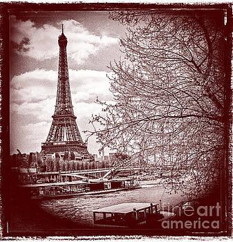 Cyril Jayant - Paris Seine River.