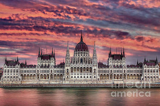 Pink Parliament by Peter Kennett