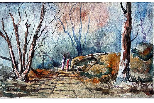 Path by Arjunan Kalaiselvan