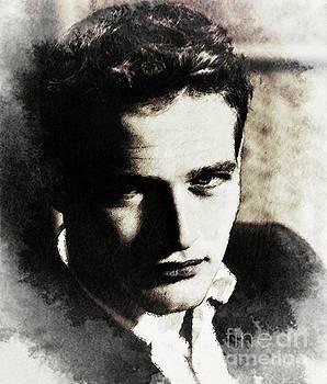 John Springfield - Paul Newman, Actor