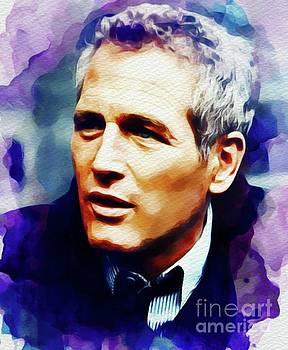John Springfield - Paul Newman, Hollywood Legend