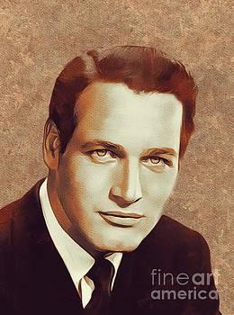 Mary Bassett - Paul Newman, Hollywood Legend