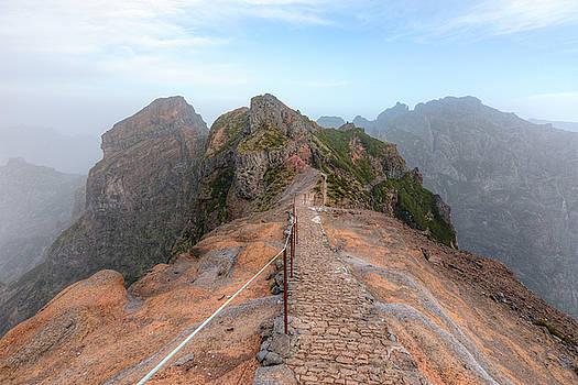 Pico do Arieiro - Madeira by Joana Kruse