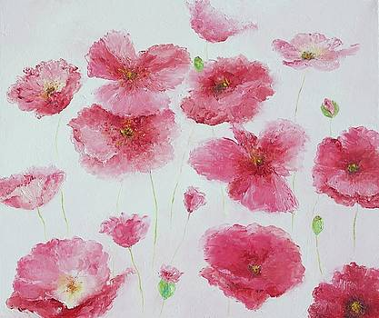 Jan Matson - Pink Poppies