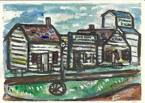 Pioneer Village by Matt Gaudian