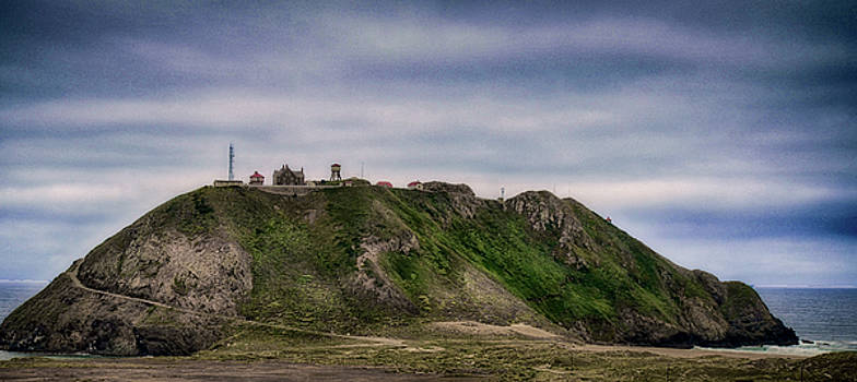 Point Sur Lighthouse by Joseph Hollingsworth
