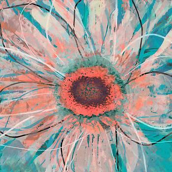 Ricki Mountain - Pop Petal Flower Art