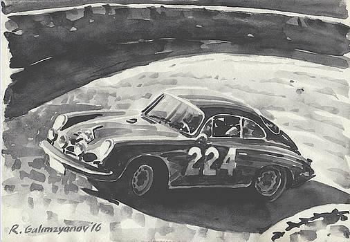 Porsche 356 by Rimzil Galimzyanov