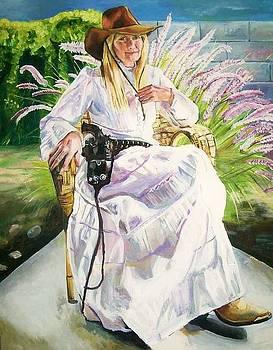 Kathleen Heese - Portrait of Donna